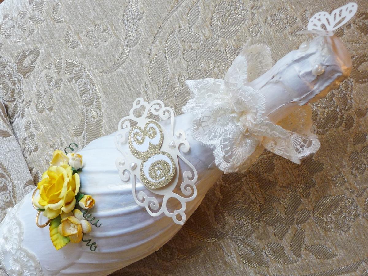 Подарок с жемчугом на свадьбу